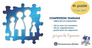 Concours de Puzzle Rixensart (Belgique) @ Salle Martin Luther King | Rixensart | Wallonie | Belgique